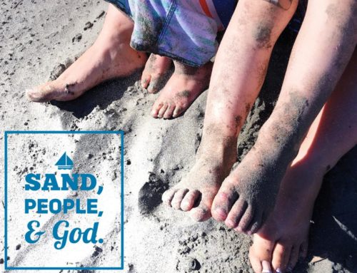 sand, people & god